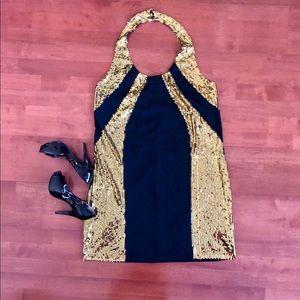 NEW! TORRID PARTY SEQUINS DRESS